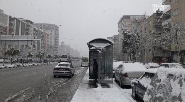 Meteoroloji'den Manisa için kuvvetli kar yağışı uyarısı!