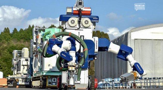 Nükleer temizleme robotu santrallerde test edildi