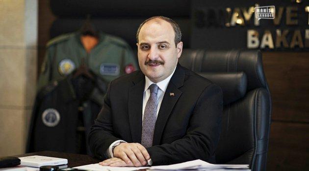 Sanayi ve Teknoloji Bakanı Manisa'ya geliyor
