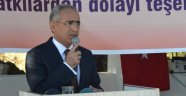 Bakan Topçu, Manisa'da Temel Atma Törenine Katıldı