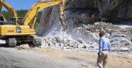 Manisa Büyükşehir'den Kırkağaç'ta asfalt çalışması