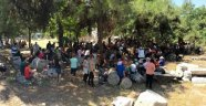 Akhisar'a 1 Günde 17 Ülkeden 285 Turist Geldi