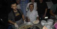 Soma TSO'dan Kırkağaçlılara ikram
