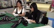 Japonya 'akıllı giyim' Teknolojisi Üretti
