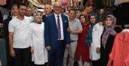 Akhisar Başkan Ergün'ü Bağrına Bastı