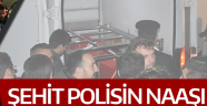 Akhisarlı Şehit Polis Memleketine Getirildi