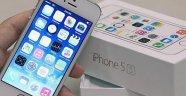 Apple 5S'in Satışını Durdurdu