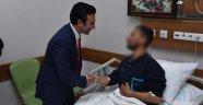 Büyükşehir Afrin Kahramanını Turgutlu'ya Götürdü