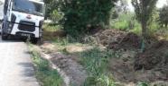 Çamönü Mahallesi'nde taşkınlar önlendi