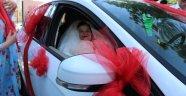 Down Sendromlu Güllü İçin Düğün Yapıldı