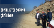 Gölmarmara'dan Salihli'ye Asfalt Çalışması