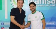 Hüseyin Cihan Avcu Manisa'ya transfer oldu
