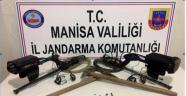 Jandarma ekipleri define avcılarını yakaladı