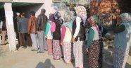 Kayranokçular'da Seçim Sadece 12 Dakika Sürdü