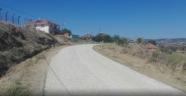 Köprübaşı ilçesinde asfalt çalışmaları
