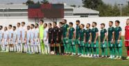 Manisa Büyükşehir Belediyespor'dan bir başarı daha