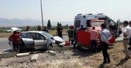 Manisa'da hastane inşaatında kaza 1 ölü