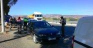 Manisa'da sürücülere denetim