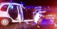 Manisa'da trafik kazası