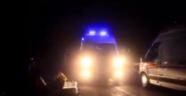 Manisa'da traktör kazası