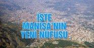 Manisa Nüfusu