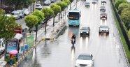 Manisa'da kuvvetli gökgürültülü sağanak yağışlara dikkat!