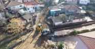 Sarıgöl'ün 9 mahallesine 135 kilometre altyapı