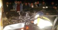 Saruhanlı'da trafik kazası