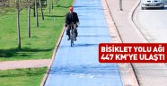 Türkiye'deki en uzun bisiklet yolu