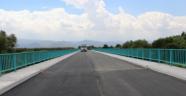Urganlı köprüsü yapımı tamamlandı