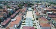 YENİ MEYDANA 'GAZİ ATATÜRK' İSMİ VERİLDİ
