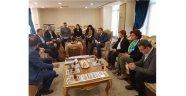 Yunusemre Belediyesi Kentsel Dönüşümü İnceliyor