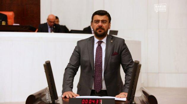 """Tamer Akkal: """"Gübre 82 liradan 180 liraya yükseldi"""""""