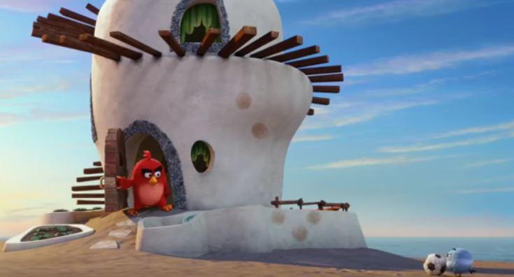 Angry Birds Sinemalarda